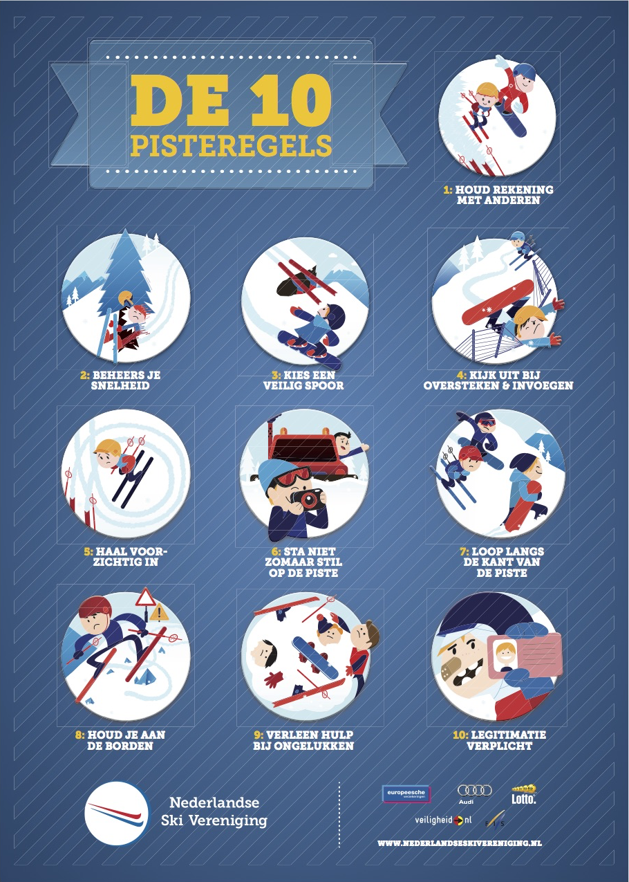 De 10 FIS pisteregels